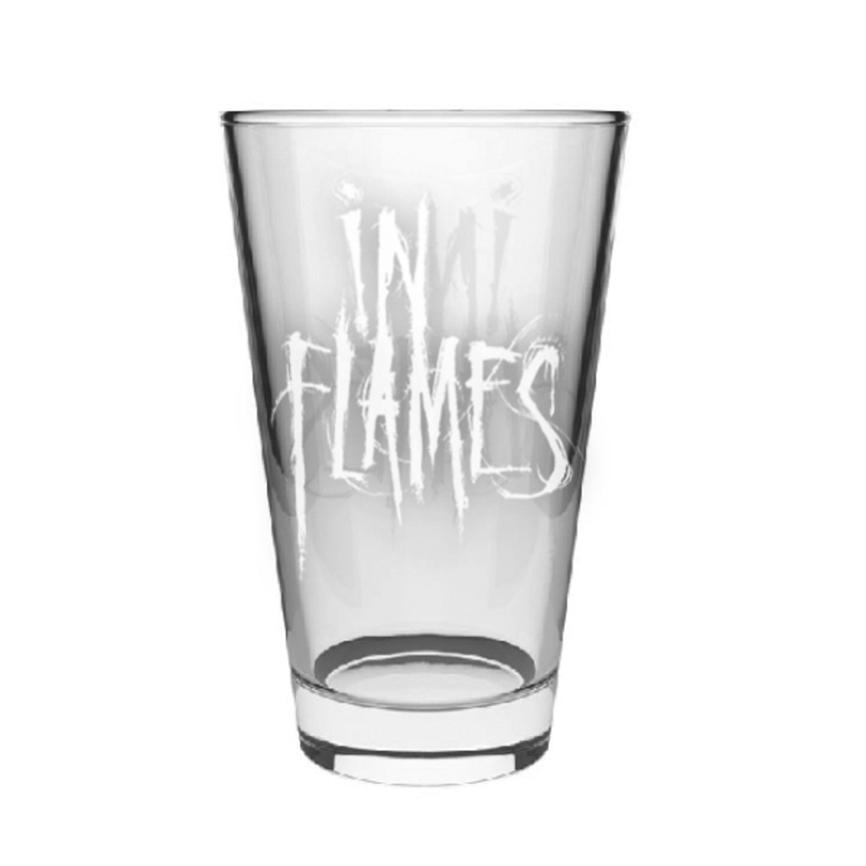 Logo von In Flames - Glas jetzt im In Flames Shop