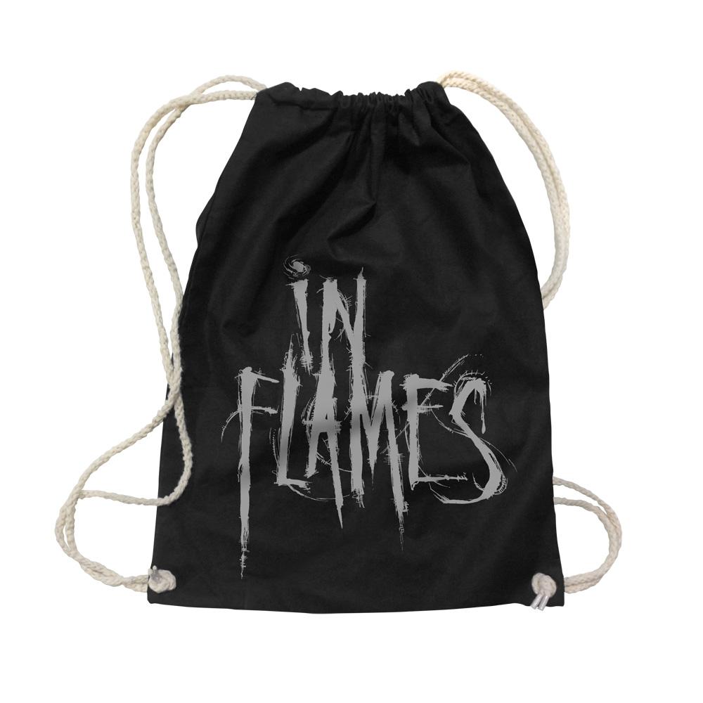 Logo von In Flames - Gym Bag jetzt im In Flames Shop