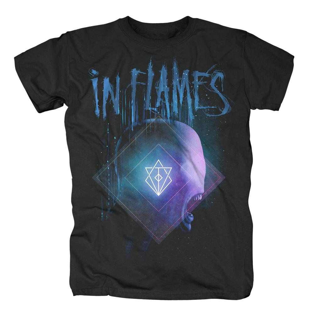 Scream von In Flames - T-Shirt jetzt im In Flames Shop
