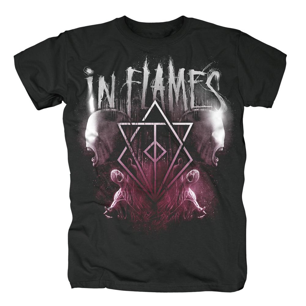 Underneath My Skin von In Flames - T-Shirt jetzt im In Flames Shop