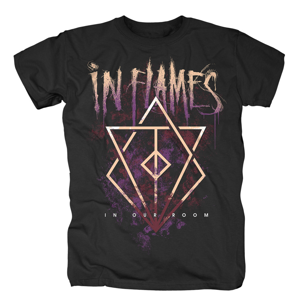In Our Room Jesterhead von In Flames - T-Shirt jetzt im In Flames Shop