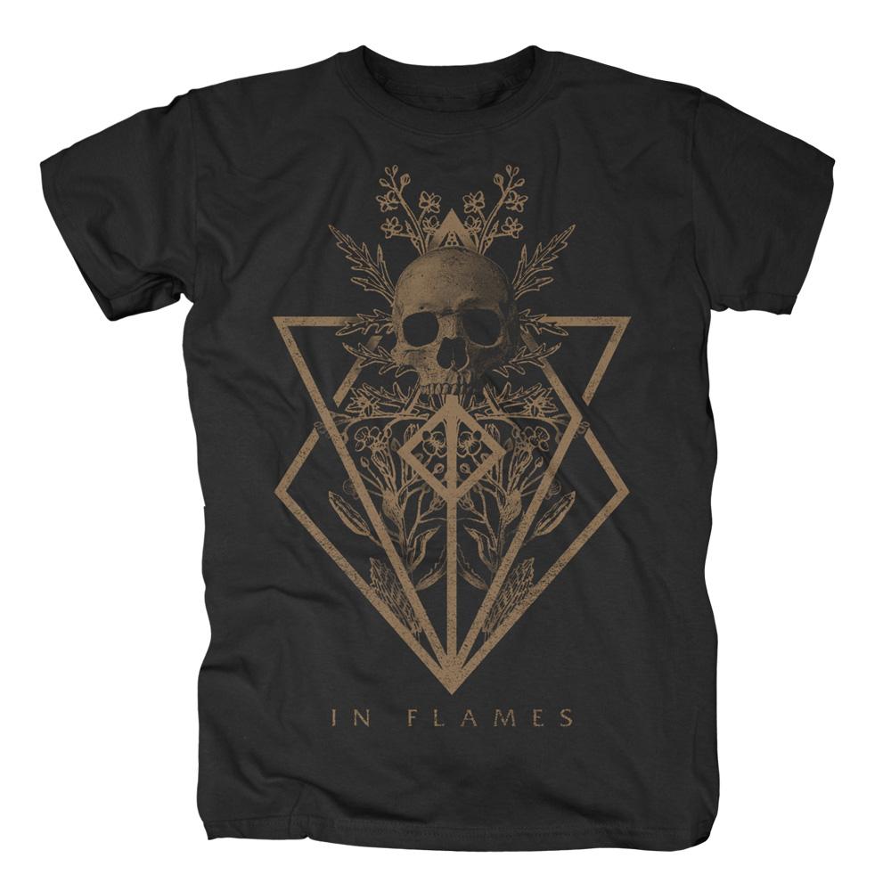 Skull von In Flames - T-Shirt jetzt im In Flames Shop