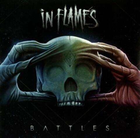 √Battles von In Flames - LP jetzt im In Flames Shop