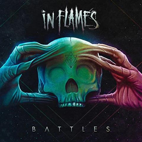 Battles von In Flames - CD jetzt im In Flames Shop