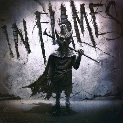 √I, The Mask von In Flames - CD jetzt im In Flames Shop