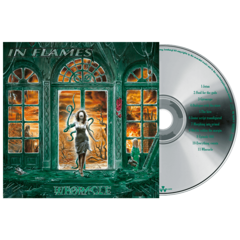 Whoracle by In Flames - CD - shop now at In Flames store