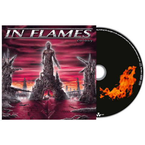 Colony by In Flames - CD - shop now at In Flames store