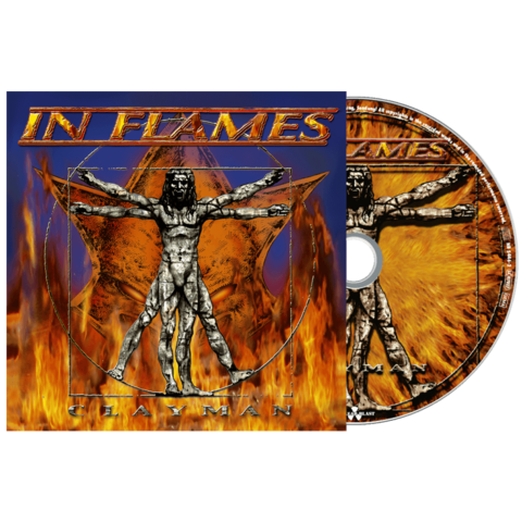 Clayman by In Flames - CD - shop now at In Flames store