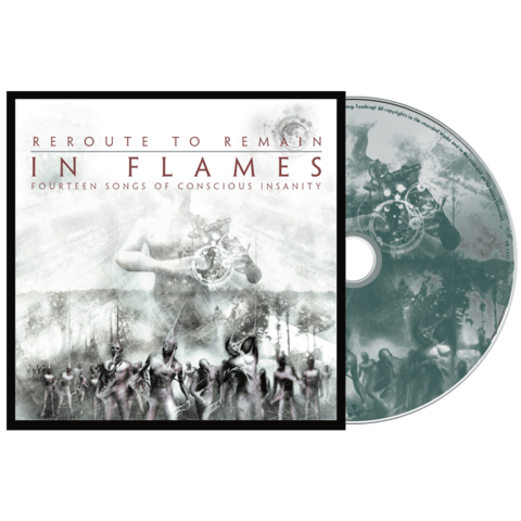 Reroute To Remain by In Flames - CD - shop now at In Flames store