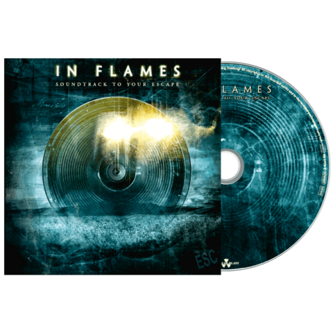 Soundtrack To Your Escape by In Flames - CD - shop now at In Flames store