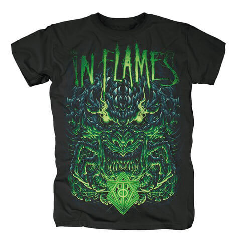 √Hatred Connected von In Flames - T-shirt jetzt im In Flames Shop
