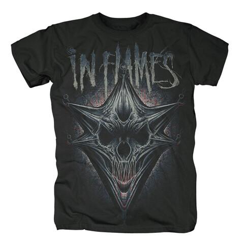 √Hooked Jesterhead von In Flames - T-shirt jetzt im In Flames Shop