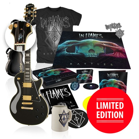 Battles Guitar Bundle von In Flames - Bundle jetzt im In Flames Shop