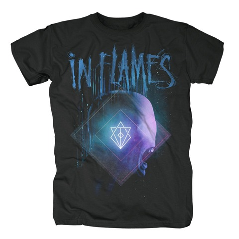 √Scream von In Flames - T-shirt jetzt im In Flames Shop