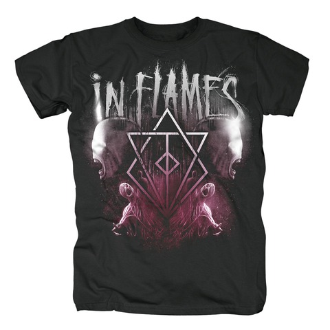 Underneath My Skin von In Flames - T-Shirt jetzt im In Flames Shop