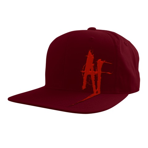 AF Dark Red - Anders Friden Edition von In Flames - Cap jetzt im In Flames Shop