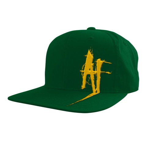 AF Green - Anders Friden Edition von In Flames - Cap jetzt im In Flames Shop