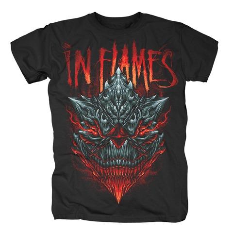 √Jesterhead Chains von In Flames - T-Shirt jetzt im In Flames Shop