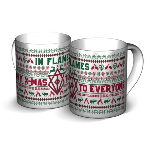 √Heavy X-Mas von In Flames - Mug jetzt im In Flames Shop