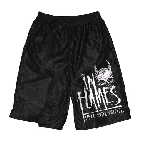 √Here Until Forever von In Flames - Shorts jetzt im In Flames Shop