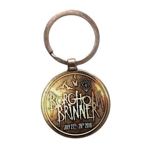 √Borgholm Brinner von In Flames - Keychain jetzt im In Flames Shop
