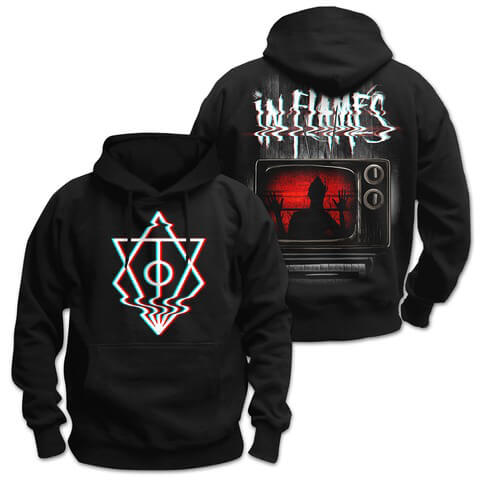 √Kill Your TV von In Flames - Hood sweater jetzt im In Flames Shop