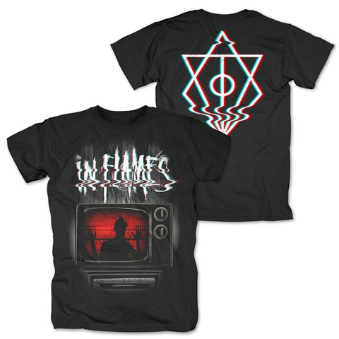 Kill Your TV von In Flames - T-Shirt jetzt im In Flames Shop