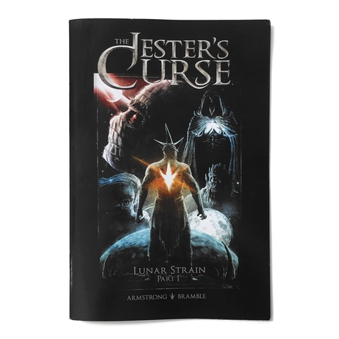 √The Jesters Curse - Lunar Strain Part 1 von In Flames - Comic jetzt im In Flames Shop