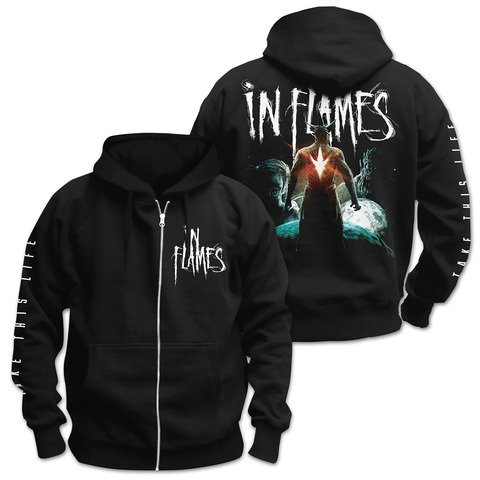 √Take This Life von In Flames - Hooded jacket jetzt im In Flames Shop