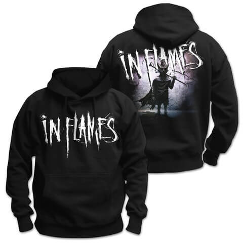 √The Mask von In Flames - Hood sweater jetzt im In Flames Shop