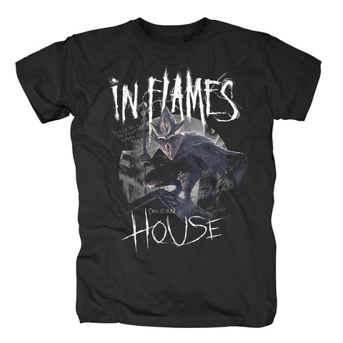 Our House von In Flames - T-Shirt jetzt im In Flames Shop