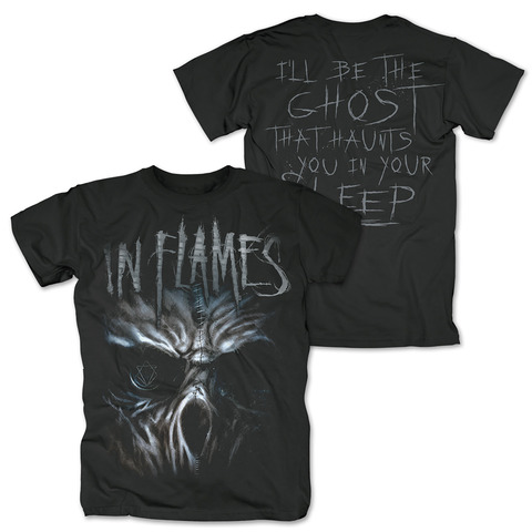 √Ghost von In Flames - T-Shirt jetzt im In Flames Shop
