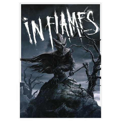 The Mask von In Flames - Poster Din A1 jetzt im In Flames Shop