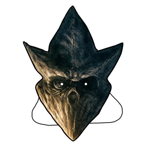The Mask von In Flames - Pappmaske jetzt im In Flames Shop