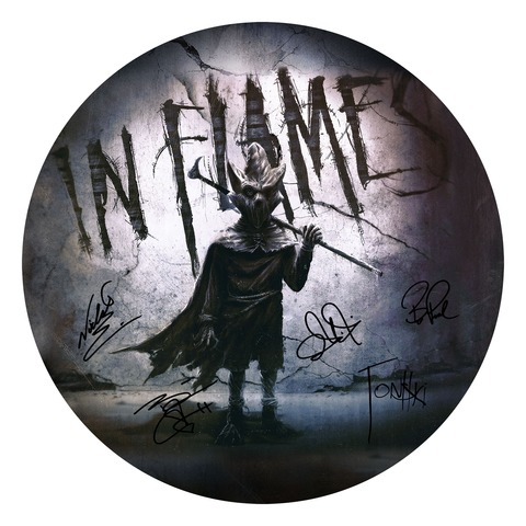 √The Mask Signature von In Flames - Drumhead jetzt im In Flames Shop
