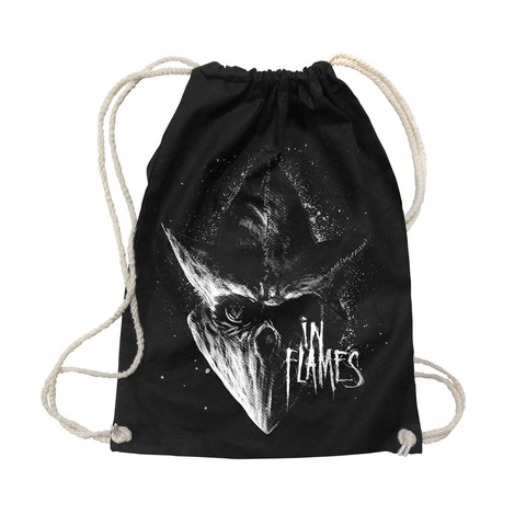 √Mask Gym Bag von In Flames - Gym Bag jetzt im In Flames Shop