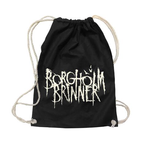 Borgholm Brinner Logo von In Flames - Gym Bag jetzt im In Flames Shop
