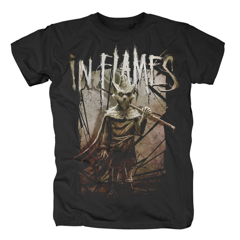 Shattered Wall von In Flames - T-Shirt jetzt im In Flames Shop