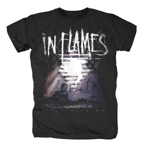 √Stay With Me von In Flames - T-Shirt jetzt im In Flames Shop