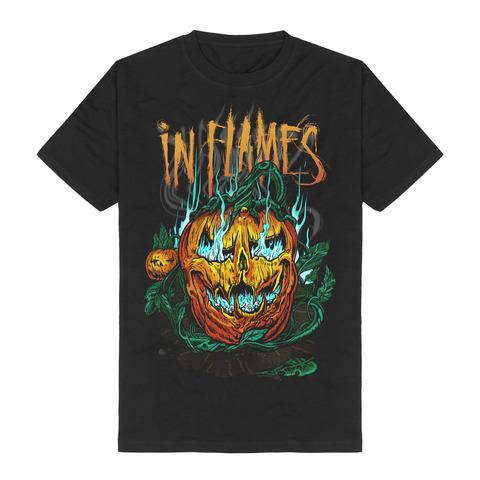 Hell Pumpkin von In Flames - T-Shirt jetzt im In Flames Shop