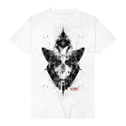 √Rorschach Jesterhead von In Flames - T-shirt jetzt im In Flames Shop
