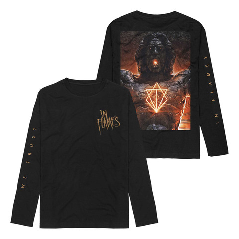 √Clayman von In Flames - Long-sleeve jetzt im In Flames Shop