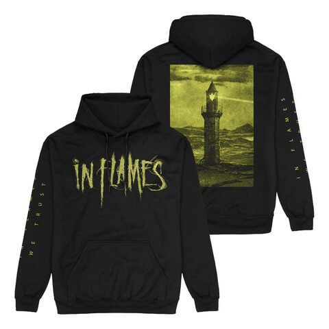 √Clayman Lighthouse von In Flames - Hood sweater jetzt im In Flames Shop