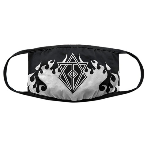 √Clayman Flames von In Flames - mask jetzt im In Flames Shop