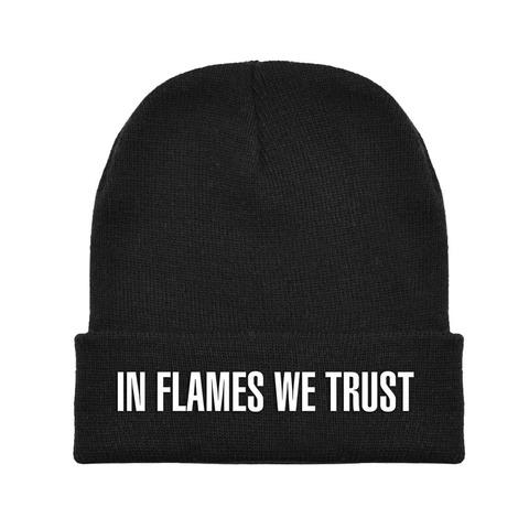 √In Flames We Trust von In Flames - Beanie jetzt im In Flames Shop