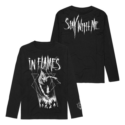 √Stay With Me von In Flames - Long Sleeve jetzt im In Flames Shop