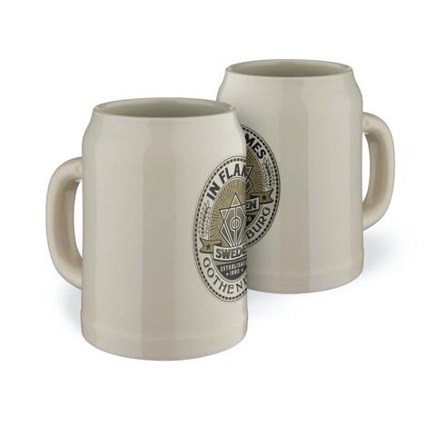 √Gothenburg Crest von In Flames - Beer mug jetzt im In Flames Shop