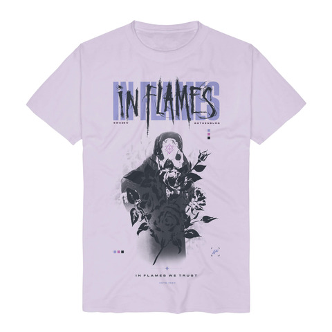 Rose Reaper by In Flames - t-shirt - shop now at In Flames store