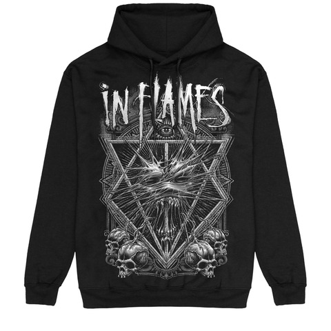 I'm Your Soul by In Flames - Hood sweater - shop now at In Flames store