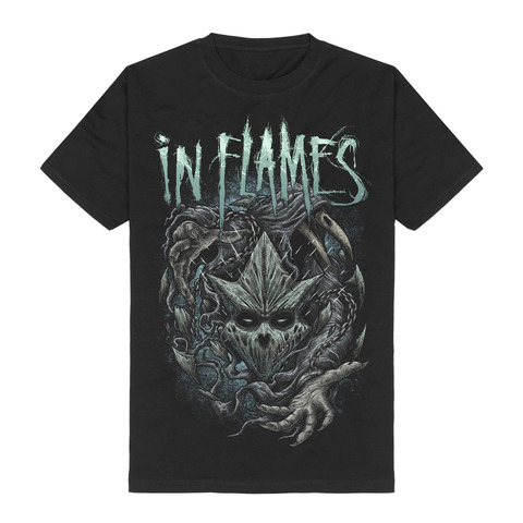 In Chains We Trust by In Flames - t-shirt - shop now at In Flames store